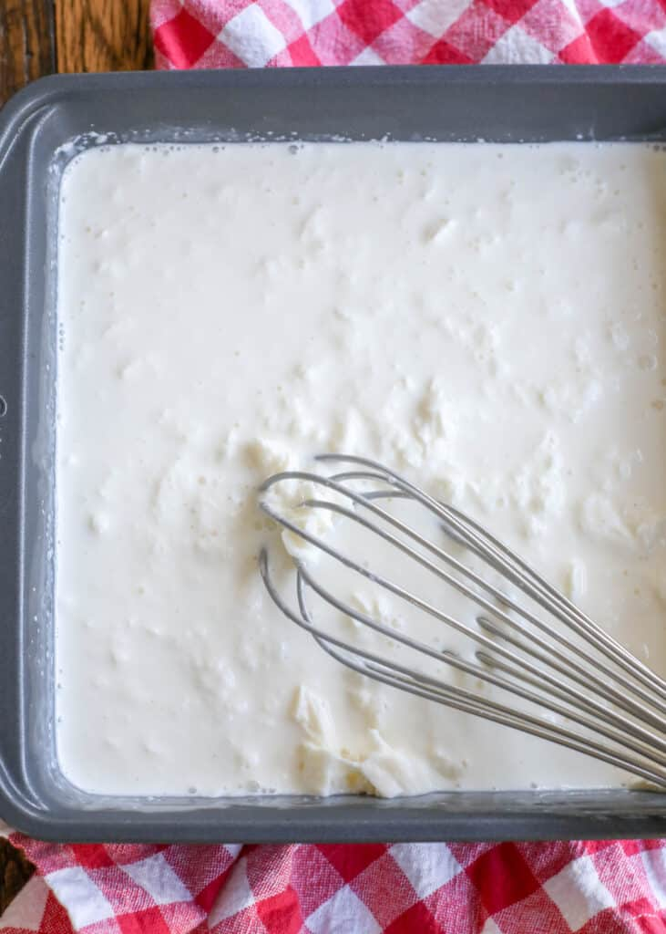 First freeze - ice cream without a machine