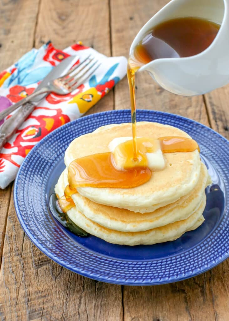 Perfect Pancakes are possible every single time.