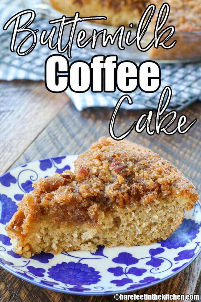 Best Coffee Cake for the cinnamon lover!